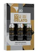 Jo Tri Me Triple Pack Gelato 3-1ounce...